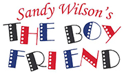Logo for Sandy Wilson's The Boy Friend