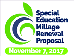 Special Education Millage Renewal Proposal November 7, 2017